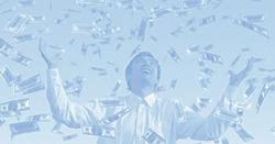 Las ganancias más notables de la lotería Euromillones