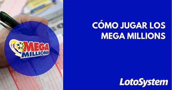 Mega Millions loteria boleto