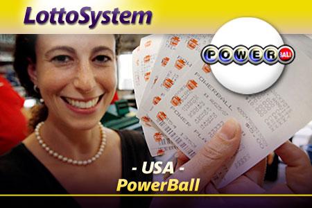 la lotería Estados Unidos Powerball